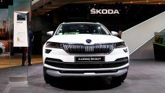 Skoda Karoq Scout con 4x4 di serie: le foto live - Immagine: 3