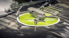 Skoda Karoq Velo Concept: il drone