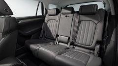 Skoda Kodiaq 2021: il divanetto posteriore