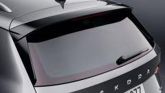 Skoda Kodiaq 2021: il lunotto posteriore