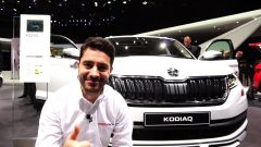Skoda Kodiaq Scout e Sportline: in video al Salone di Ginevra 2017  - Immagine: 1