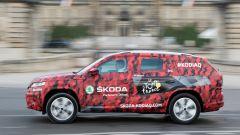 Skoda Kodiaq alla tappa finale del Tour de France  - Immagine: 2