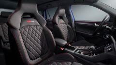 Skoda Kodiaq RS 2021: dettaglio dei sedili