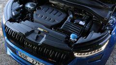 Skoda Kodiaq RS 2021: il nuovo motore 2.0 TSI a benzina da 245 CV