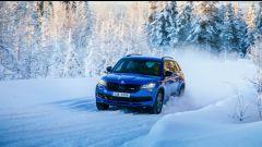Skoda Kodiaq RS: 24 HouRS Ice Challenge al Circolo Polare Artico