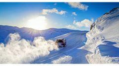 Skoda Kodiaq RS: la sfida al Circolo Polare Artico [VIDEO] - Immagine: 1