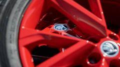 Skoda Kodiaq RS, un particolare dei cerchi