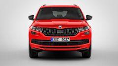 Skoda Kodiaq Sportline: SUV grintoso, motorizzazioni Diesel - Immagine: 5