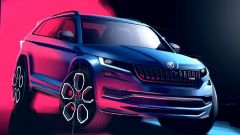 Skoda Kodiaq RS: in video dal Salone di Parigi 2018 - Immagine: 13