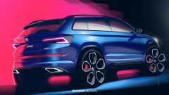 Skoda Kodiaq RS: in video dal Salone di Parigi 2018 - Immagine: 14