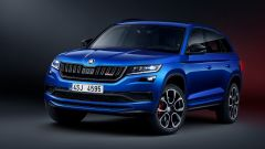 Skoda Kodiaq RS: in video dal Salone di Parigi 2018 - Immagine: 23