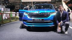 Skoda Kodiaq RS: in video dal Salone di Parigi 2018 - Immagine: 1