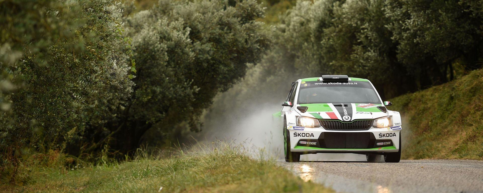 Campionato italiano rally: le pagelle del rally Due Valli