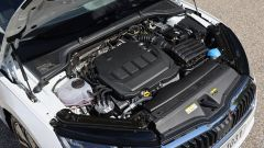 Skoda Octavia 1.5 mild-hybrid: il motore