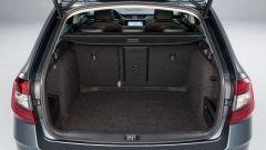 Skoda Octavia 2017, il bagagliaio della wagon è di 610 litri