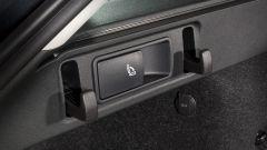 Skoda Octavia 2017, un tasto per ripiegare i sedili posteriori dal bagagliaio