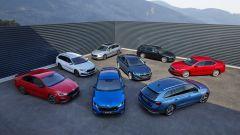 Skoda Octavia 2020: i vari modelli in gamma