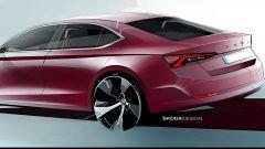 Skoda Octavia 2020: rendering ufficiale