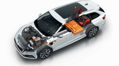 Skoda Octavia iV 2020: la plug-in hybrid ai raggi X