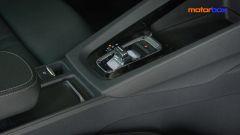Skoda Octavia iV Wagon, la console centrale