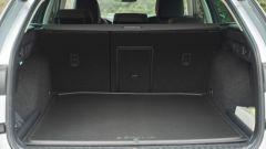 Skoda Octavia iV Wagon plug-in hybrid, il bagagliaio