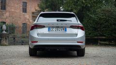 Skoda Octavia iV Wagon plug-in hybrid, il posteriore