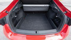 Skoda Octavia RS 2020: il bagagliaio