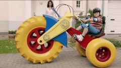 Skoda Octavia RS: il promo tutto muscoli - Immagine: 1