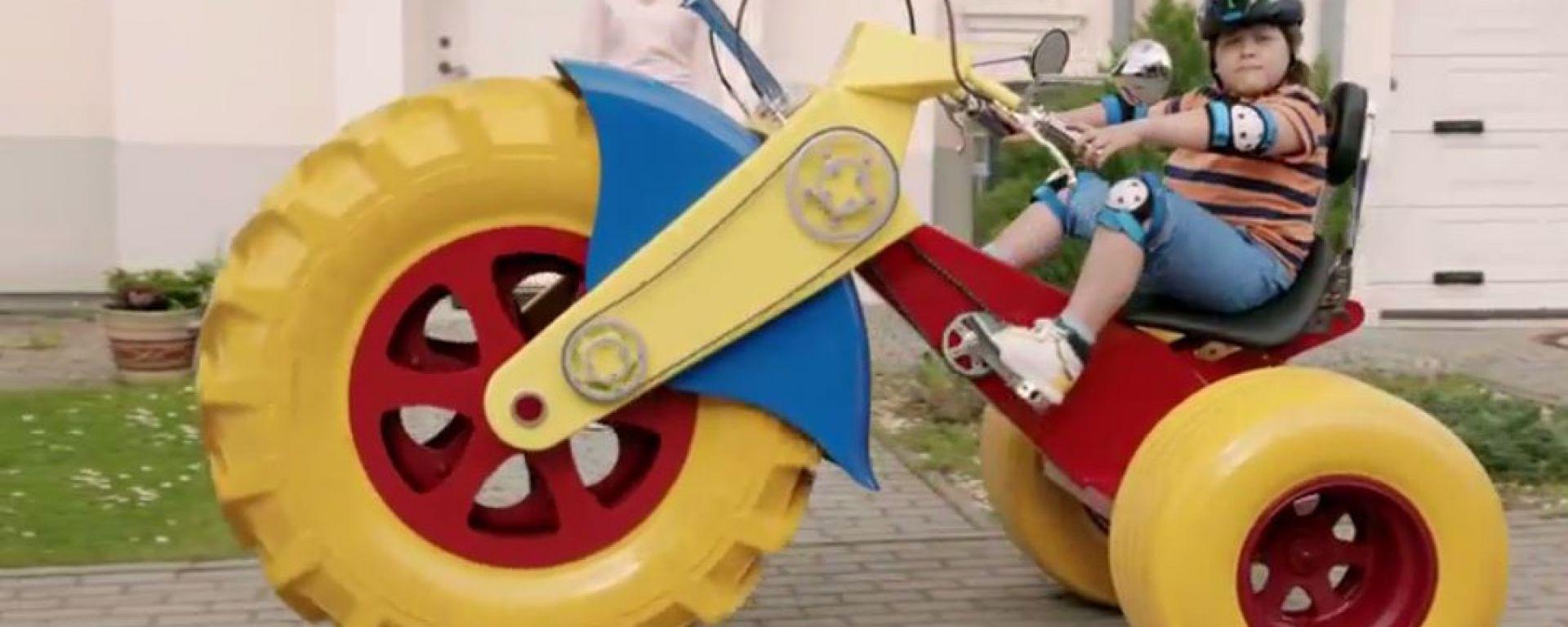Skoda Octavia RS: il promo tutto muscoli