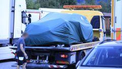 Skoda Octavia RS: test su strada finiti con il botto