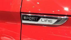 Skoda Octavia RS245, Salone di Ginevra 2017, Sportline