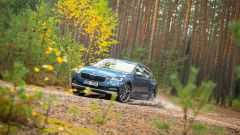 Skoda Octavia Scout: finiture simil-offroad