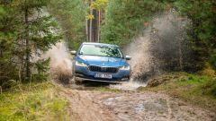 Skoda Octavia 4x4 station wagon 2021: prezzo, motori