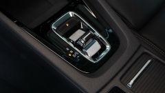 Skoda Octavia Wagon 2020, il selettore del cambio DSG automatico a doppia frizione