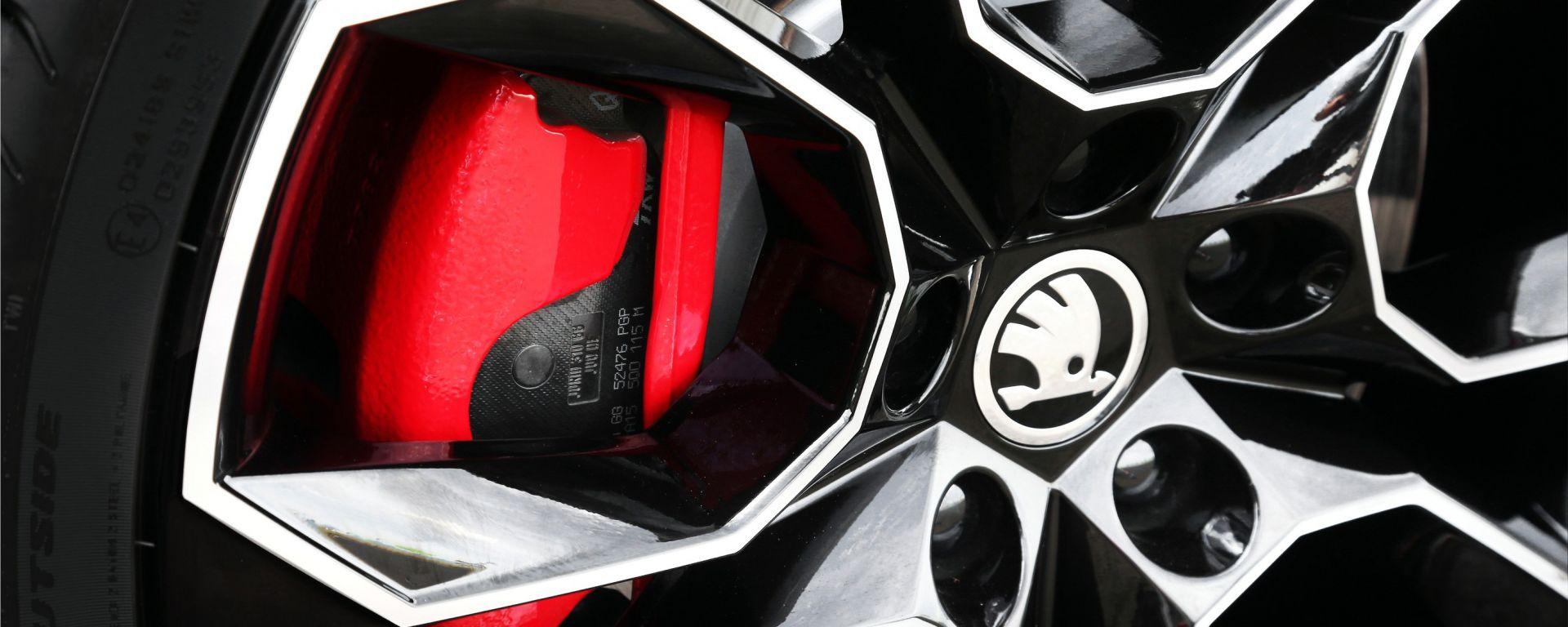 Skoda Octavia Wagon RS 4x4