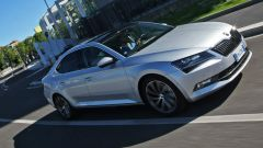 Skoda Superb 2.0 TDI Laurin&Klement DSG 4x4