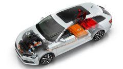 Skoda Superb, il restyling porta in dote il plug-in hybrid - Immagine: 8