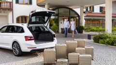Skoda Superb Wagon 2016 - Immagine: 9