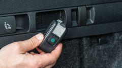Skoda Superb Wagon 2.0 TDI DSG Style: il punto luce nel vano bagagli può trasformarsi in una pratica torcia
