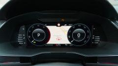 Skoda Superb Wagon 2.0 TDI DSG Style: la strumentazione digitale configurabile Virtual Cockpit da 10,2