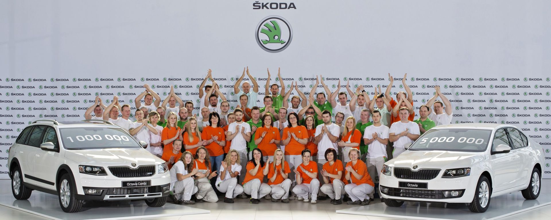 Skoda: un milione di nuove Octavia