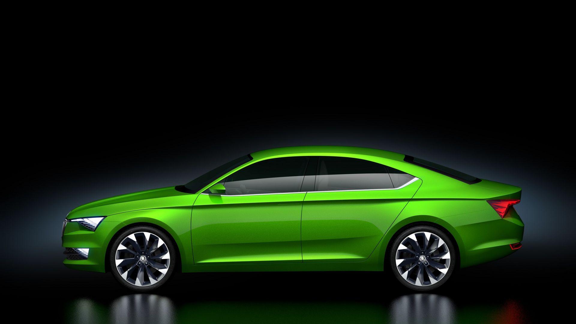 Concept Car Skoda Vision C Motorbox