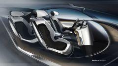 Skoda Vision iV, l'auto elettrica in formato Suv coupé - Immagine: 5