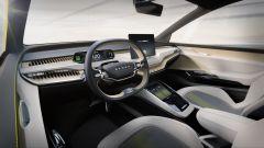 Skoda Vision iV, l'auto elettrica in formato Suv coupé - Immagine: 6