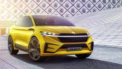 Skoda Vision iV, l'auto elettrica in formato Suv coupé - Immagine: 8