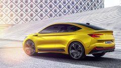 Skoda Vision iV, l'auto elettrica in formato Suv coupé - Immagine: 9