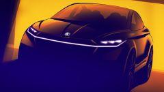 Skoda Vision iV, l'auto elettrica in formato Suv coupé - Immagine: 14