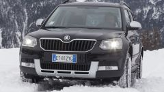 Skoda Yeti Outdoor 4X4 - Immagine: 2