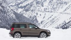 Skoda Yeti Outdoor 4X4 - Immagine: 32