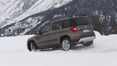 Skoda Yeti Outdoor 4X4 - Immagine: 35